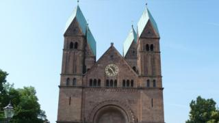 Erlöserkirche Bad Homburg Bild 1