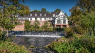 Hotel Neumühle Wartmannsroth Bild 1