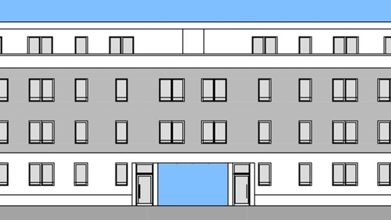 Mehrfamilienhaus mit Tiefgarage Offenbach