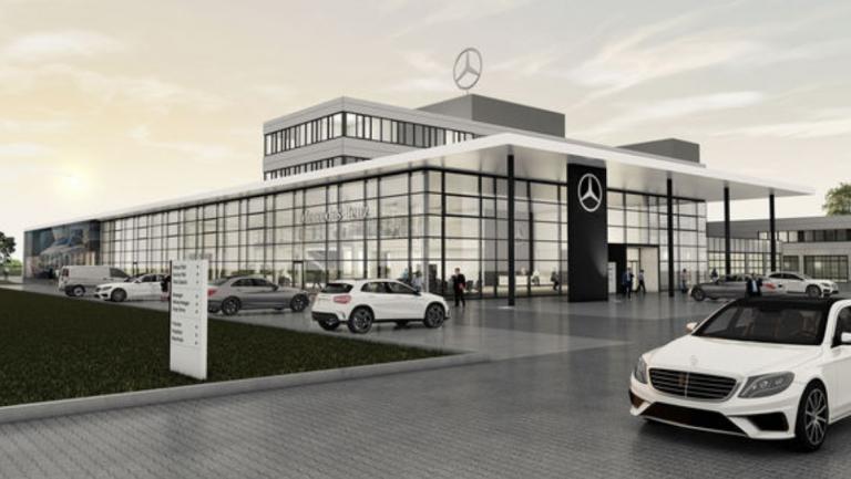 Mercedes Benz Mainz
