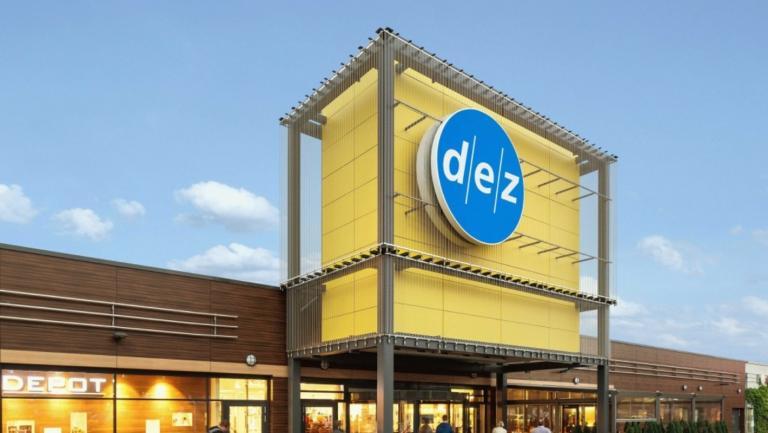 Einkaufszentrum DEZ Kassel