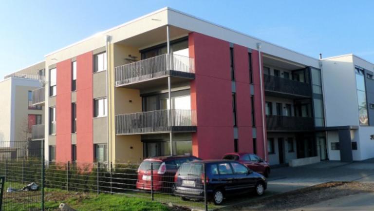 Mehrfamilienhaus Friedberg