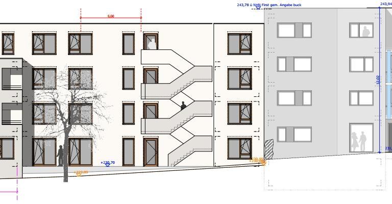 Stationäres Wohnheim 24 Plätze