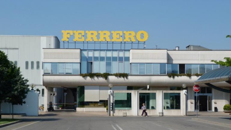 Ferrero Sozialgebäude Stadtallendorf