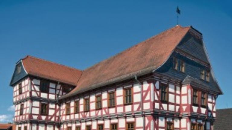 Regionalmuseum (Hochzeitshaus) Fritzlar