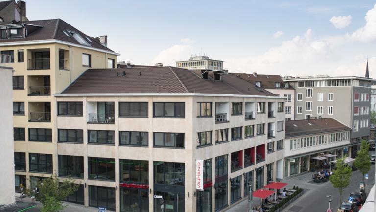 Wohn- und Geschäftshaus Kassel