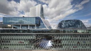 MyZeil Frankfurt Bild 1