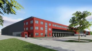 Logistikzentrum Köln-Niehl Bild 1