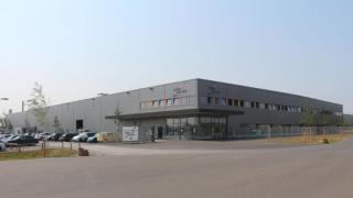 Produktionsgebäude mit Büro Karlstein Bild 1