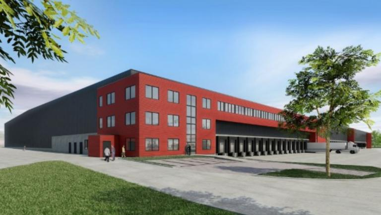 Logistikzentrum Köln-Niehl