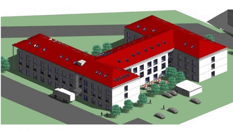 """Seniorenpflegeheim """"Elsastraße"""" Werder"""