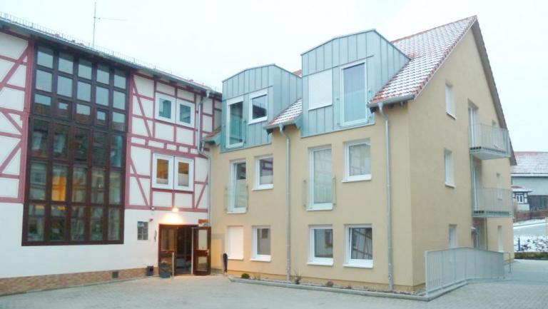 Soziale Rehabilitation Herzberghaus Oberjossa Breitenbach am Herzberg