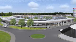 Nahversorgungszentrum Hanau Bild 1